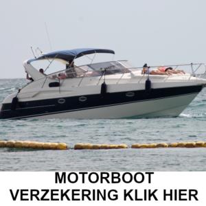 motorbootverzekering